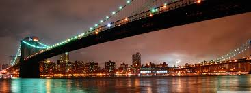 brooklyn bridge walkway wallpapers brooklyn bridge new york at night 4k hd desktop wallpaper for