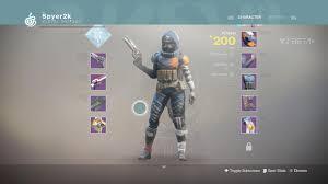 destiny 2 max light level all current armor sets destinythegame