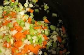 mirepoix cuisine foodista the holy of cooking