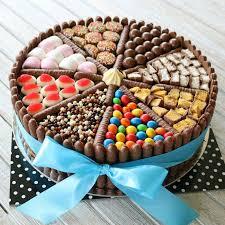 image gallery of simple chocolate birthday cake