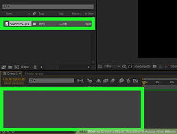 how to create a music visualizer in adobe after effects 10 steps
