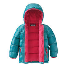 patagonia baby hi loft sweater hoody