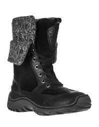 hudson bay s boots winter boots that look as as they feel