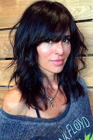 best 25 thick hair bangs ideas on pinterest thick bangs bangs