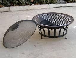 Firepit Bbq Trueshopping Stromboli Outdoor Garden Pit Bbq Grill