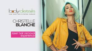 does laser hair removal affect tattoos christelle blanche