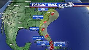 Map Of Pinellas County Florida by Category 4 Hurricane Matthew Slams Haiti Hurricane And Tropical