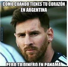 Memes De Lionel Messi - infaltables mir磧 los memes tras la brillante actuaci祿n de lionel