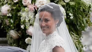 pippa middleton has springtime wedding abc7news com