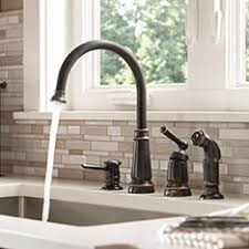 moen kitchen faucets lowes moen faucets sinks showers at lowe s