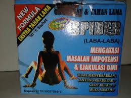 terjual spider laba laba obat kuat tahan lama kaskus