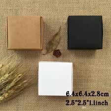 where to buy boxes for presents 6 4x6 4x2 8cm brown black white kraft cartons box presents caixa