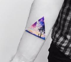 small watercolor tattoo tattoo collections