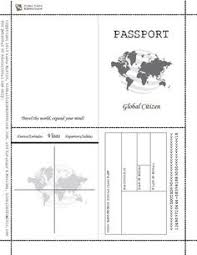 passport template u2013 19 free word pdf psd illustrator format