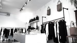 Boutique Concept Store Lines Manner Concept Boutique Store Minimal Trend Essentials