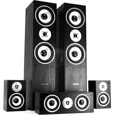 home theater subwoofer amplifier 5 1 hifi surround sound system tower speakers subwoofer amp home