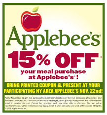 applebees coupons on phone 50 applebees coupons promo codes apr 2018