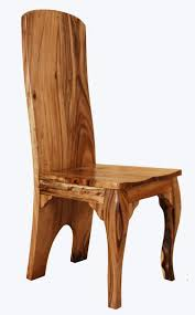 solid wood chairs natural wood chairs elegant rustic home on