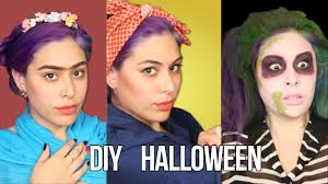 last minute easy halloween costumes ideas diy youtube