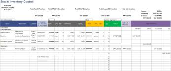 Inventory Management Excel Template Free Stock Inventory Template Free Stock Inventory Software