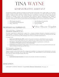 executive assistant resume template resume sle executive administrative assistant resume free