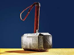 only you can lift this diy hammer of thor popular science