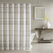 How To Get Mildew Out Of Curtains How To Clean A Cloth Shower Curtain Overstock Com
