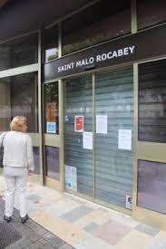 bureau de poste malo malo une porte récalcitrante à la poste