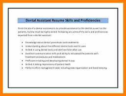 Dental Assistant Resume Template Lead Dental Assistant Duties Good Resume Format