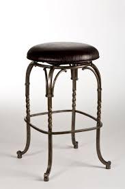 furniture backless swivel bar stools red bar stools target