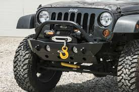 jeep bumper 2007 2017 jk destroyer shorty front bumper destroyer front