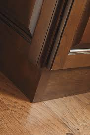 what is a toe kick on a cabinet flush toekick cabinet embellishments kemper cabinetry