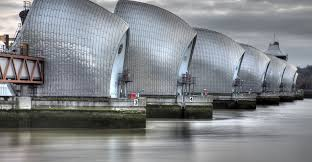 thames barrier reef park thames barrier s extraordinary year prompts government to reconsider