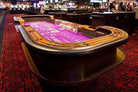 Craps Table Craps Gaming Table Custom Design Casino Craps Table