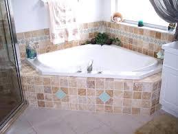 Travertine Bathtub Fiberglass Garden Tub U2013 Exhort Me