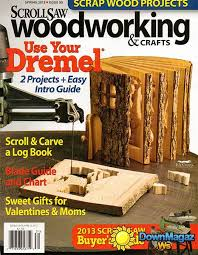 Practical Woodworking Magazine Download by Scrollsaw Woodworking U0026 Crafts 50 Spring 2013 Download Pdf