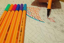 Le coloriage mandala anti stress cest pas pour moi