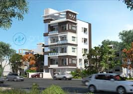 3d modern apartment rendering architectural day view realistic