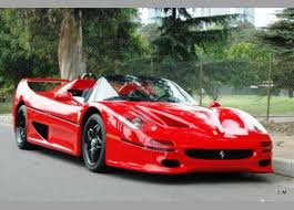 1995 f50 price f50 reviews specs prices top speed