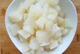 comment cuisiner christophine verte la salade de christophine une recette rapide et efficace
