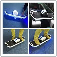 electric skateboard led lights intelligent one wheel self balancing hoverboard electric skateboard