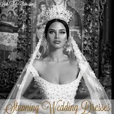 stunning wedding dresses lush fab glam blogazine here comes the stunning wedding