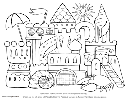 Category Coloring Page Archives Freecoloringpages Co Page 0 Coloring Pages Castles