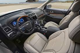 ford fusion 2017 interior standard luxury ford platinum and titanium trims ford addict