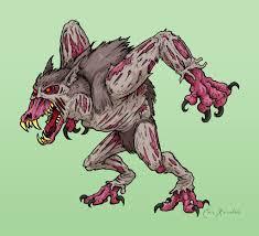 Halloween Monsters Pictures by Halloween 13 Werewolf By Monster Man 08 On Deviantart