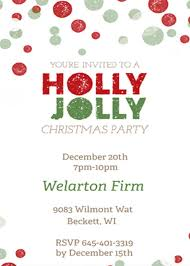 Christmas Party Invitations With Rsvp Cards - holiday invitations christmas disneyforever hd invitation card