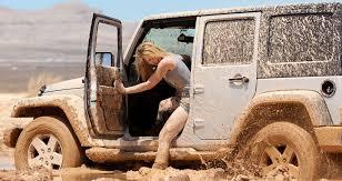 muddy jeep girls how i built a empire of car stuck girls mel magazine