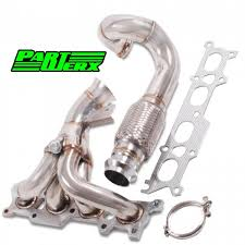 peugeot brand peugeot 307 2 0 16v performance stainless steel exhaust manifold