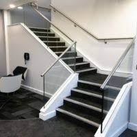 Difference Between Banister And Balustrade Frameless Glass Balustrade By Mjs Engineering Uk Ltd