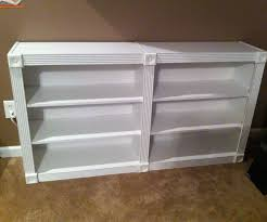 upgrading a cheap bookshelf 4 steps with pictures